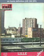 LA VIE DU RAIL  numéro 693 du 19 avril 1959