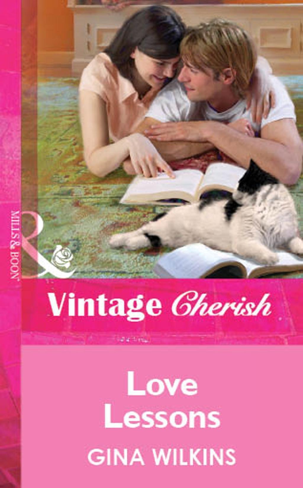 Love Lessons (Mills & Boon Vintage Cherish)