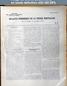BULLETIN PERIODIQUE DE LA PRESSE PORTUGAISE. numéro 45 du 25 mars 1919