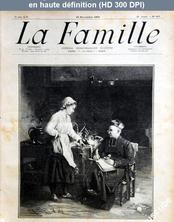 LA FAMILLE  numéro 1416 du 25 novembre 1906