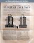 LA SCIENCE POUR TOUS  numéro 14 du 07 mars 1861