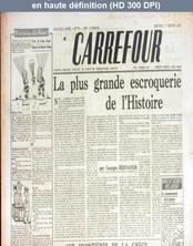 CARREFOUR numéro 173 du 07 janvier 1948