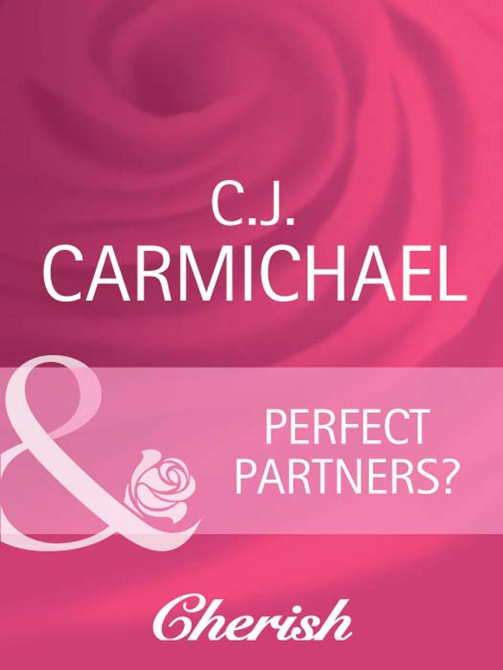 Perfect Partners? (Mills & Boon Cherish) (The Fox & Fisher Detective Agency, Book 1)