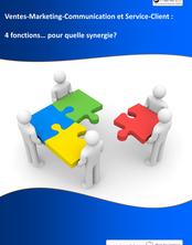 Ventes-Marketing-Communication et Service-Client : 4 ...
