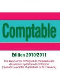 En poche. Comptable - Édition 2010-2011
