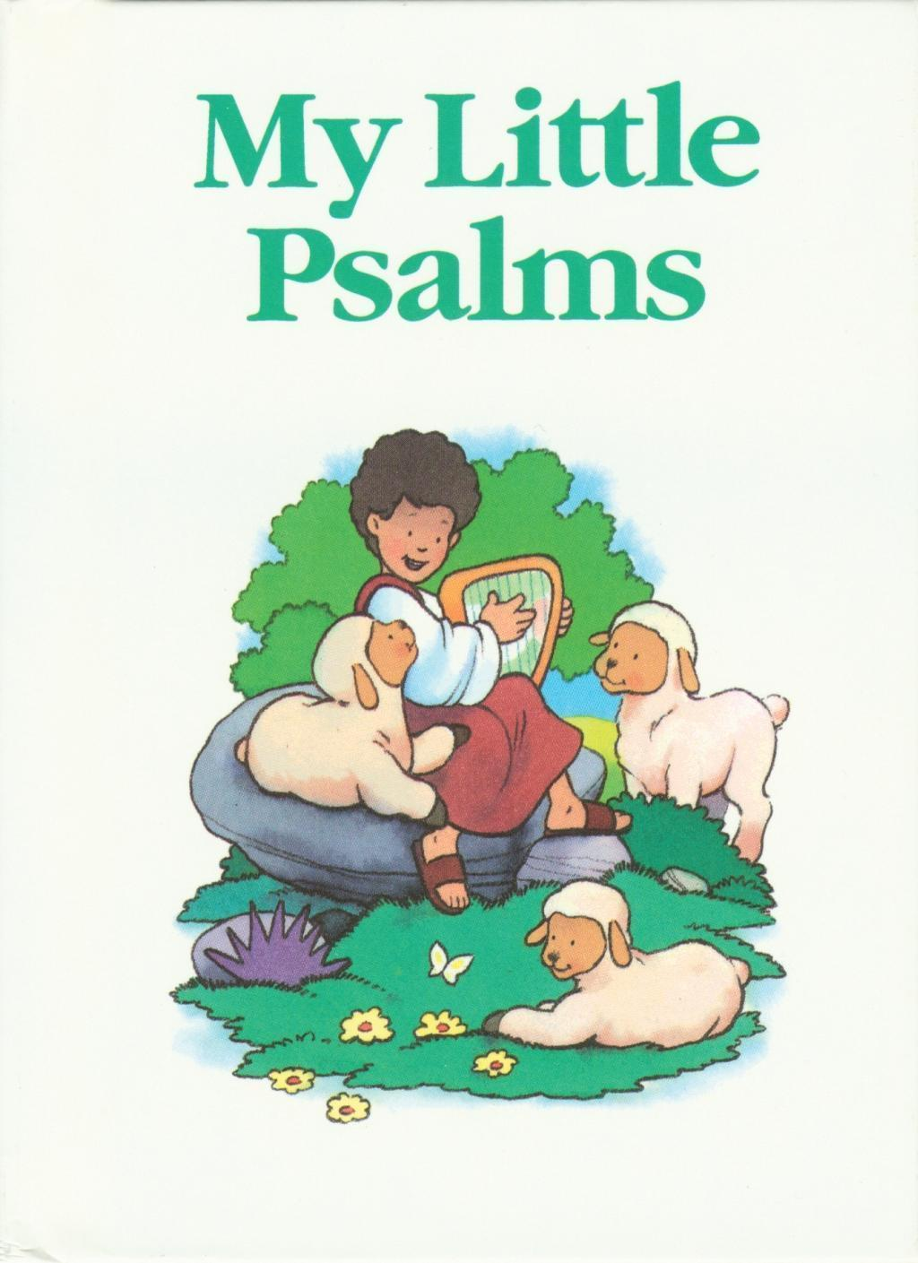 My Little Bible Series: My Little Psalms