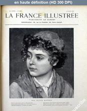 LA FRANCE ILLUSTREE  numéro 1518 du 02 janvier 1904
