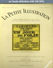 LA PETITE ILLUSTRATION THEATRE  numéro 142 du 21 avril 1923
