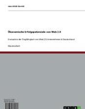 Ökonomische Erfolgspotenziale von Web 2.0