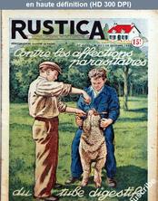 RUSTICA numéro 41 du 14 octobre 1951