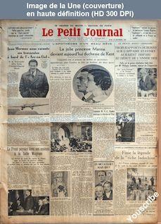 LE PETIT JOURNAL  numéro 26250 du 29 novembre 1934