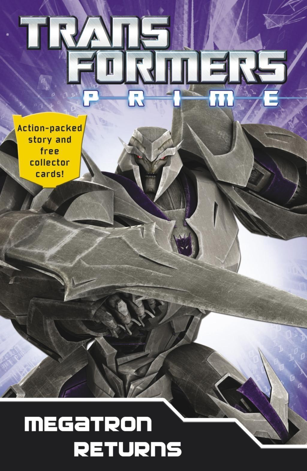 Transformers Prime: Megatron Returns