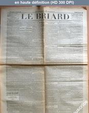 LE BRIARD  numéro 30 du 22 avril 1903