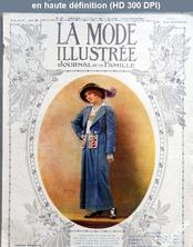 LA MODE ILLUSTREE  numéro 47 du 23 novembre 1913