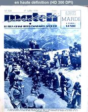 MATCH L'INTRAN numéro 524 du 17 juillet 1936