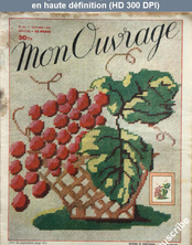 MON OUVRAGE numéro 61 du 01 octobre 1953