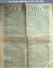 LE BRIARD  numéro 53 du 13 juillet 1910