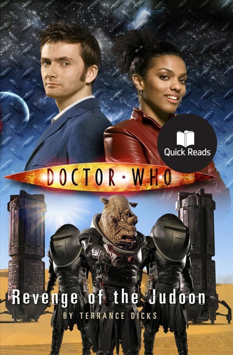 Doctor Who: Revenge of the Judoon