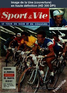 SPORT ET VIE numéro 39 du 01 août 1959
