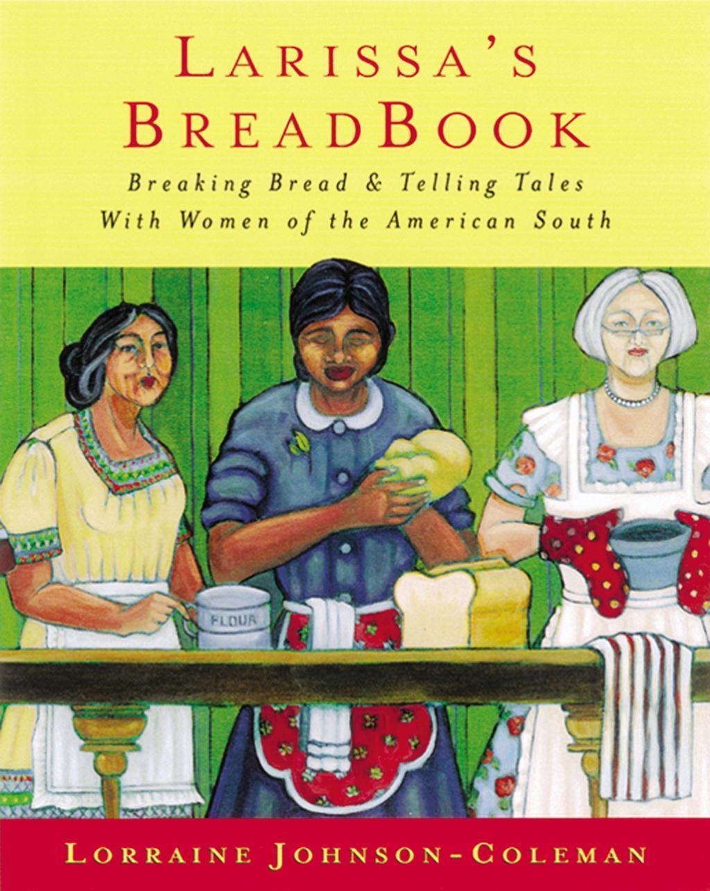 Larissa's Breadbook