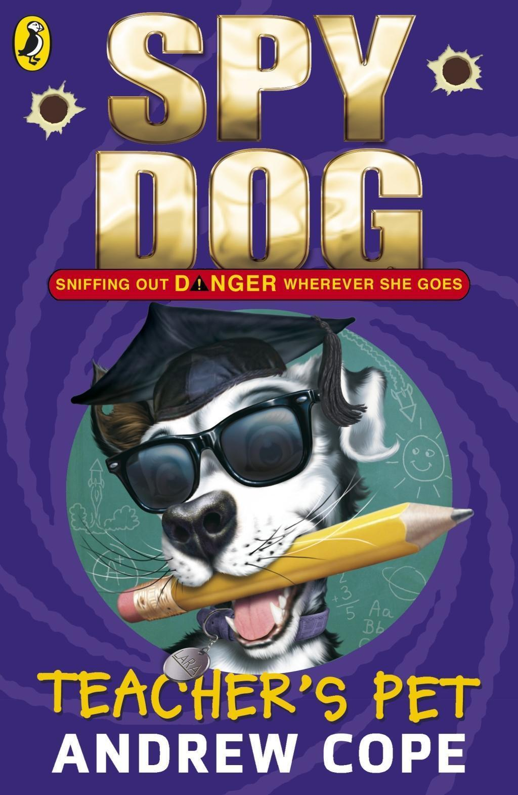 Spy Dog Teacher's Pet