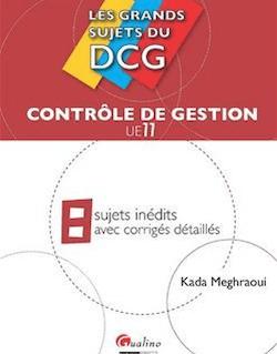 Contrôle de gestion - UE 11