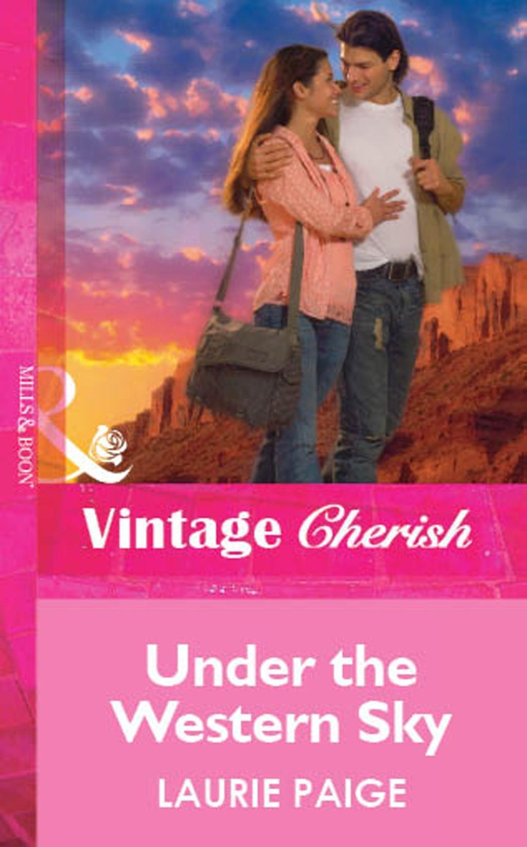 Under The Western Sky (Mills & Boon Vintage Cherish)