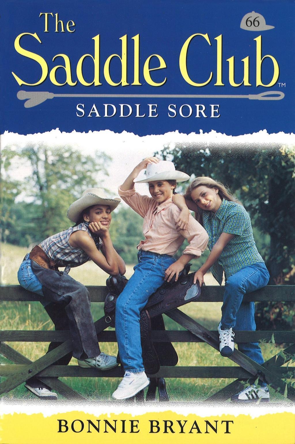 Saddle Club 66: Saddle Sore