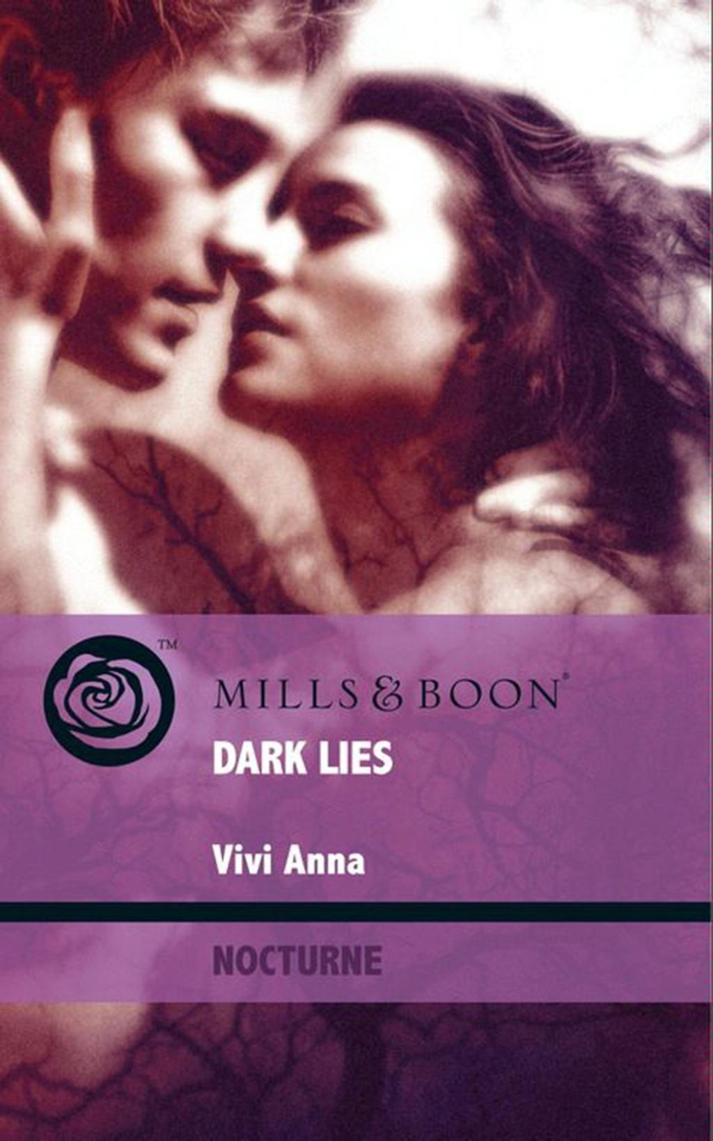 Dark Lies (Mills & Boon Intrigue) (Nocturne, Book 17)