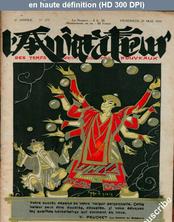 L' ANIMATEUR DES TEMPS NOUVEAUX  numéro 273 du 29 mai 1931