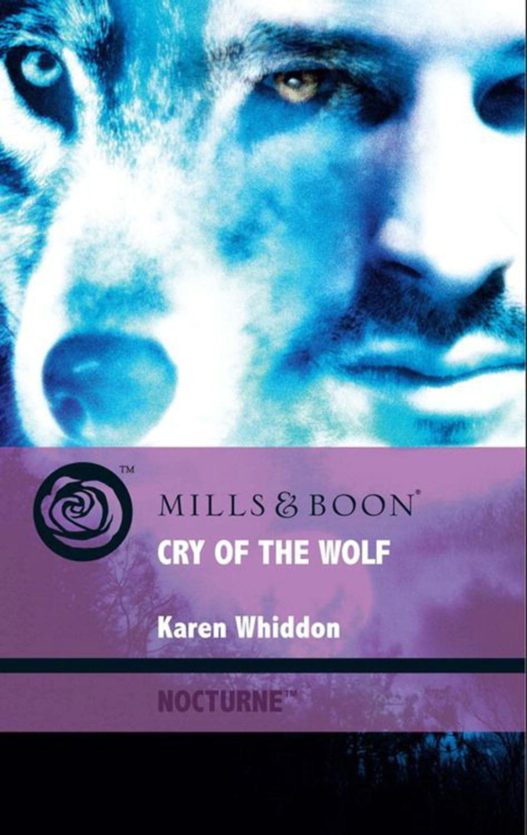 Cry of the Wolf (Mills & Boon Intrigue) (Nocturne, Book 4)