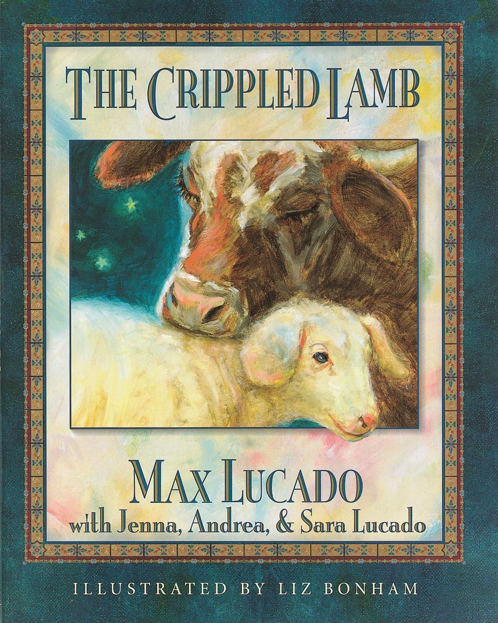 The Crippled Lamb Board book