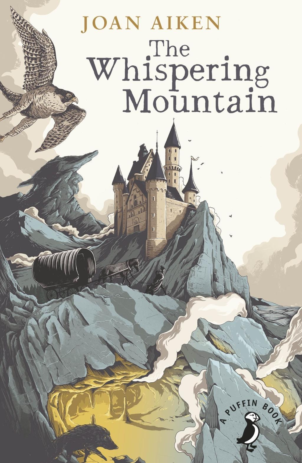 The Whispering Mountain (Wolves Chronicles Book 0)