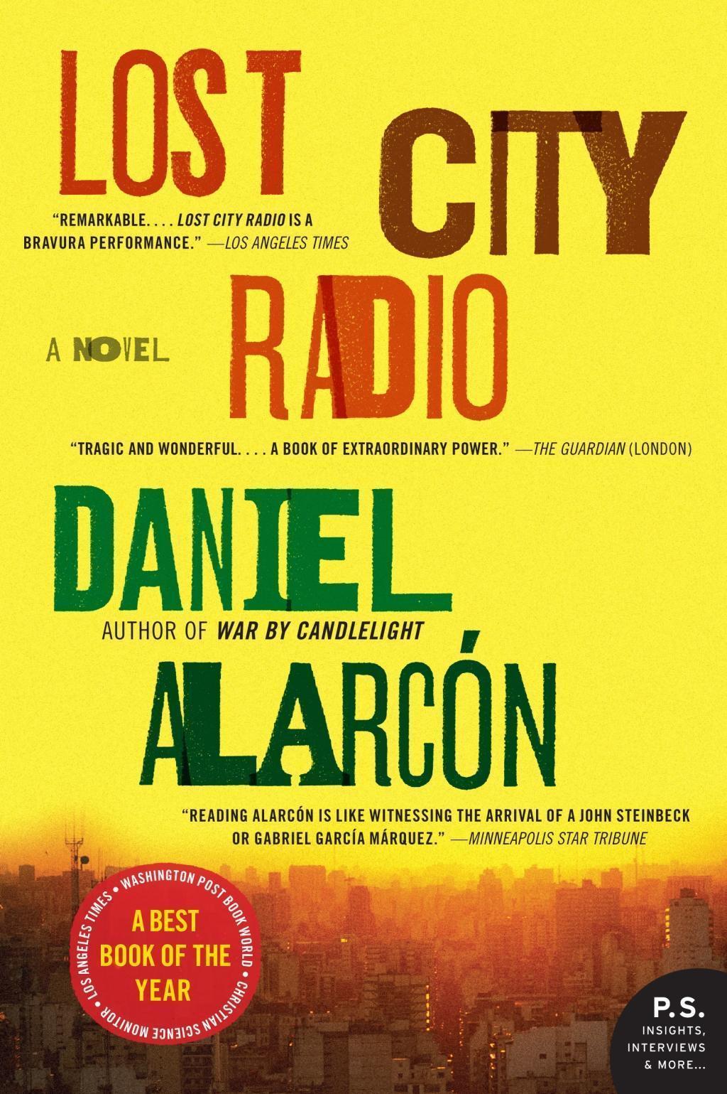 Lost City Radio