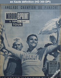 MIROIR SPRINT numéro 734 du 30 juin 1960