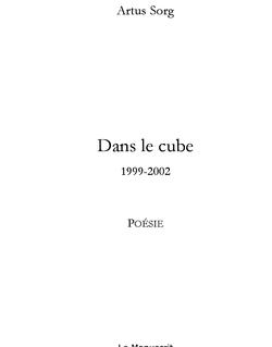 Dans le cube.
