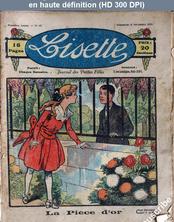 LISETTE numéro 17 du 06 novembre 1921