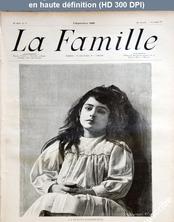 LA FAMILLE  numéro 1038 - 39 du 03 septembre 1899