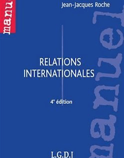 Manuel. Relations internationales - 5e édition