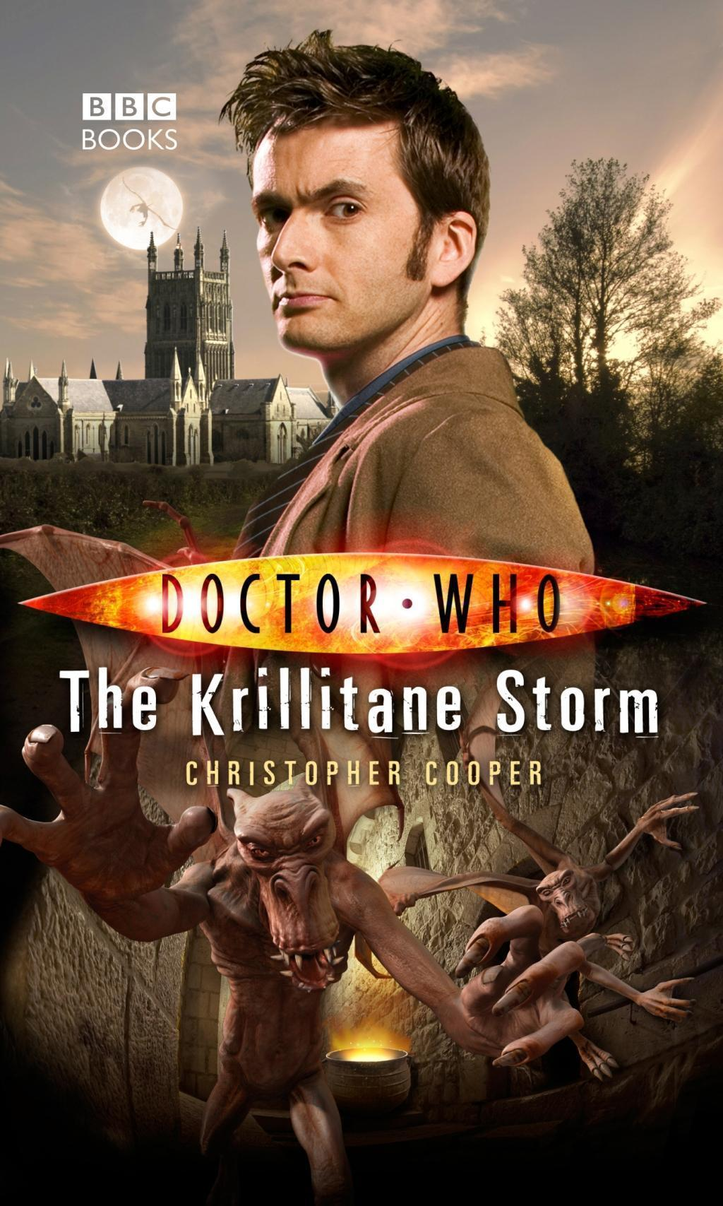 Doctor Who: The Krillitane Storm