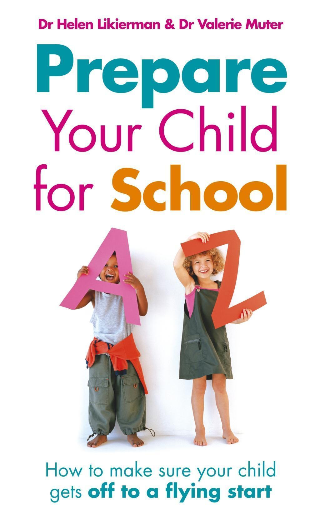 Prepare Your Child for School