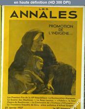 LES ANNALES  du 25 janvier 1937