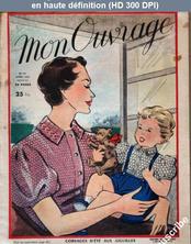 MON OUVRAGE numéro 43 du 01 avril 1952