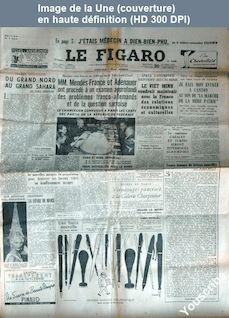 LE FIGARO  numéro 3146 du 20 octobre 1954