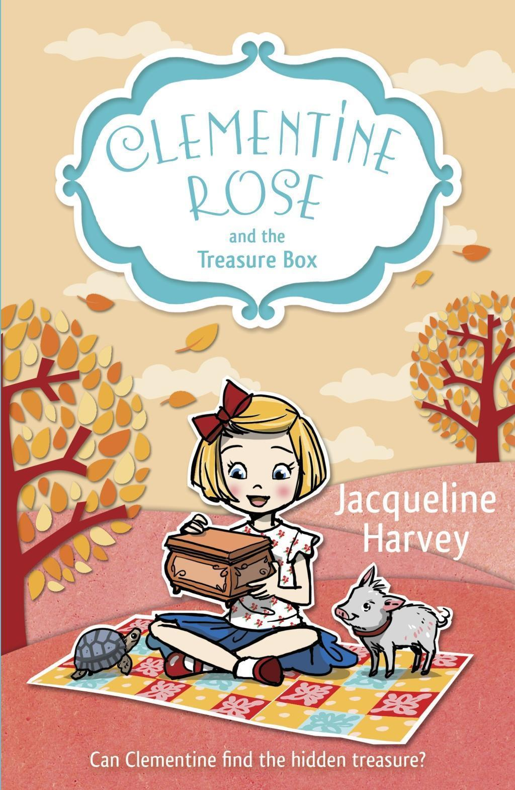 Clementine Rose and the Treasure Box