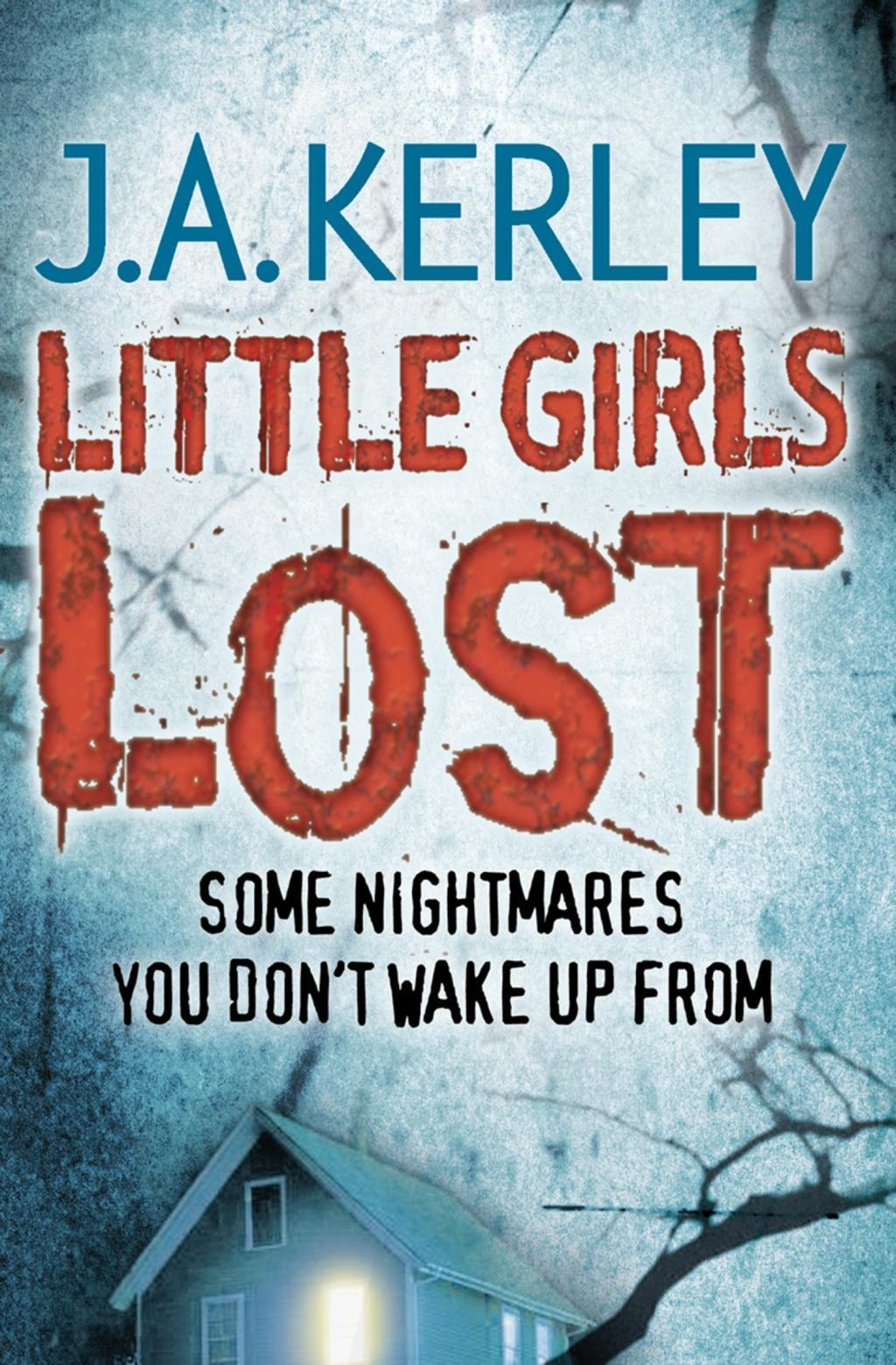 Little Girls Lost (Carson Ryder, Book 6)