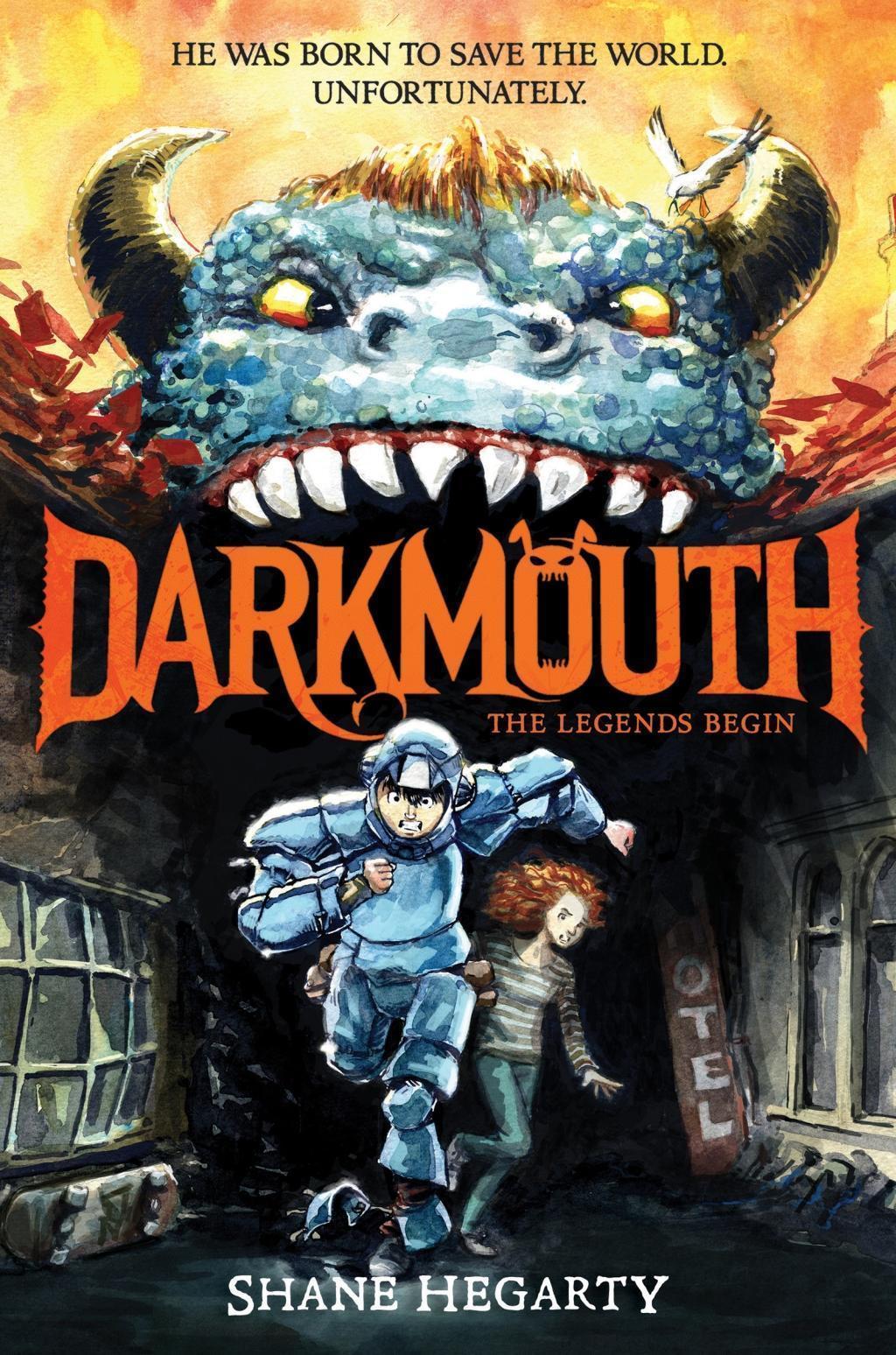 Darkmouth #1: The Legends Begin