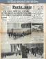 PARIS SOIR du 21 octobre 1934