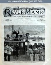 LA REVUE MAME  numéro 2 du 14 octobre 1894