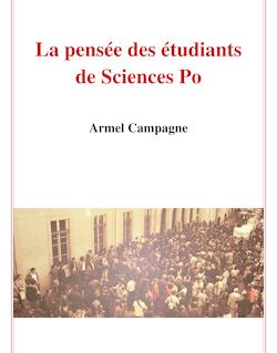 La pensée des étudiants de Sciences Po